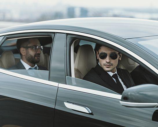 Security Chauffeur
